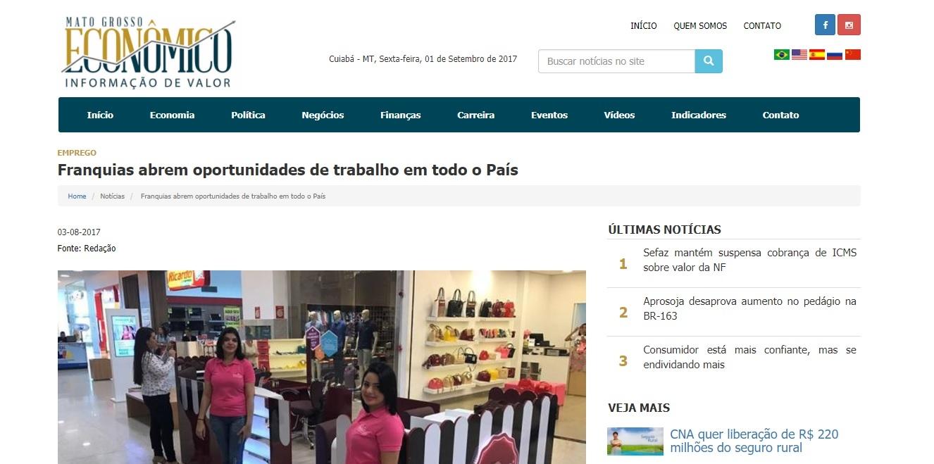 Mato Grosso Econômico