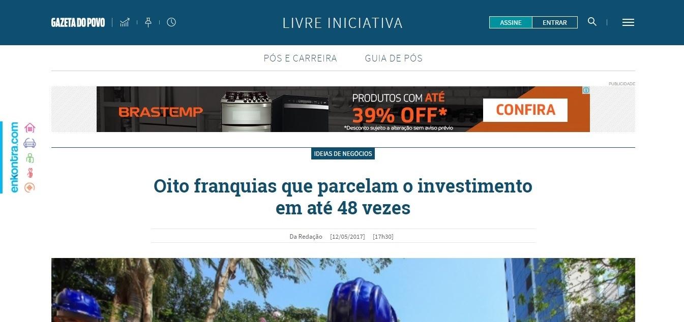 Jornal Gazeta do Povo