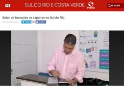 Portal G1 - TV Rio Sul
