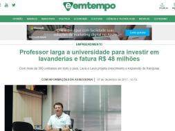 Portal Em Tempo